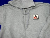 ACTri-ZipperHoodie