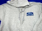 FordBlue-ZipperHoodie