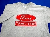 Ford-RedPrinted Tee
