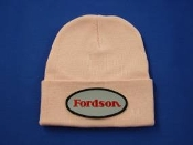 Fordson-pink knit