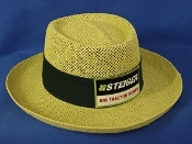 Steiger-Straw Hat