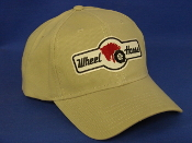 Wheel Horse-low crown hat