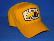 MM-G1000Tractor-Gold Hat