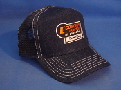 Economy Power King - Denim Mesh Hat