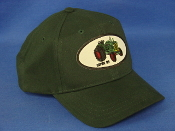 Oliver-S-99Tractor-rd-youth-green hat